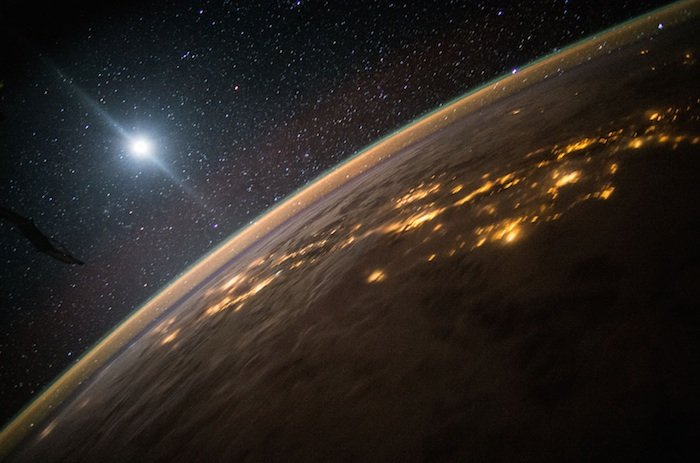 On View: Astronaut Scott Kelly's Photographic Year In Space